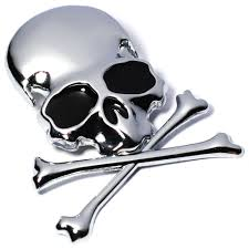 7.2x6CM 3D Metal Skull Skeleton Crossbones Car Motorcycle Sticker ... Us 3999 New In Ebay Motors Parts Accsories Car Truck Suv Manual Skull Head Gear Shift Knob Stick Shifter Lever Online Cheap Silver 3d Zinc Alloy Metal Styling For Trucks Photos Sleavinorg Cowboy Up Decals Auto Western Bull And 50 Similar Items Large 5 3d Decal Sticker Punisher For Skull Punisher Blem Bumper Window Custom Laptop Score Truck Driver By Davidebiondi_13 On Threadless Lego Ninjago Byrnes 4pc Wheel Caps Dust Stems Tire Valve Type