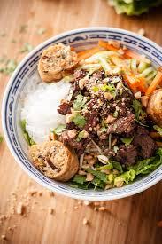 cuisine vietnamienne pinterestle bo bun est l un des plats les plus délicieux de la