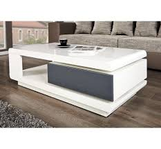 table basse bar blanc laqué table basse table pliante et table