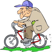 968x1033 Pushbike Clipart Bike Rider 750x749 Retired In Delaware Bicycle Challenges