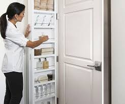 the door storage cabinet