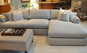 Sears Grey Sectional Sofa by Appealing Deep Cushion Sectional Sofa 88 In Sears Sectional Sofa