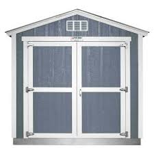 tuff shed installed tahoe 8 ft x 12 ft x 8 ft 6 in painted