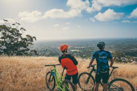 With The City Centre Only A Few Kilometres From Base Of Ranges Adelaide Ticks Very Important Box For Success As Mountain Bike Destination
