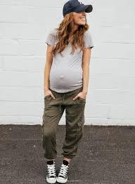 vetement femme enceinte moderne les 25 meilleures idées de la catégorie pantalon de maternité sur