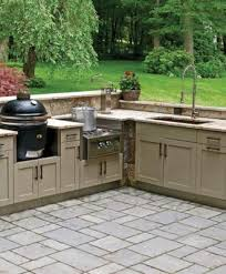Outdoor Kitchens from Walpole Woodworkers