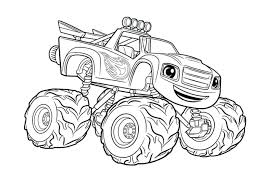 Fire Truck Coloring Page At GetColorings.com | Free Printable ...