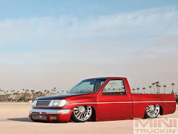100 1991 Nissan Truck Hardbody Mini In Magazine