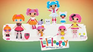 Lalaloopsy Bed Set by Lalaloopsy Mini Dolls Abc Sisters Collection Lalaloopsy Toys