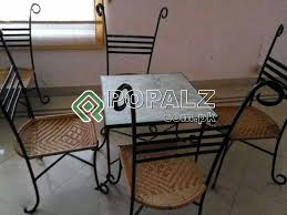Wrought Iron Dining Tables And Chairs Home Furniture In Attock Pakistan