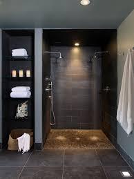 Basement Bathroom Designs Plans by Latest Basement Bathroom Shower Ideas 64 For House Plan With