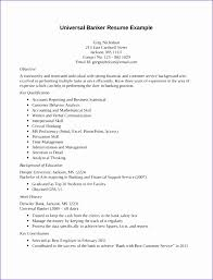 Excel Banking Template Hbrkl Awesome Entry Level Amp Freshers Universal Banker Resume 728943