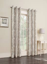 jaclyn smith ikat thermal foamback window panel