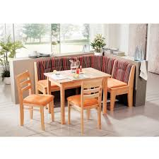 Corner Kitchen Table Set With Storage by Small Breakfast Nook Table Kitchen Nook Booth Banquette Half Wall