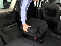 siege auto isofix renault scenic rabattre un siège
