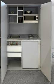 respekta single schrankküche büroküche pantry küche miniküche silbergrau