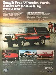 1978 FORD BRONCO Ranger XLT Vintage Advertising Free Wheeling Fords ... 1978 Fordtruck F250 78ft8362c Desert Valley Auto Parts Directory Index Ford Trucks1978 4x4 Lariat F150 78ft7729c Pickup Information And Photos Momentcar Classic Cars For Sale Michigan Muscle Old Ranger Camper Special T241 Harrisburg 2016 History Of Service Utility Bodies Trucks Photo Image Gallery F350 Xlt Special 2wd Automatic Cummins Diesel Power Magazine