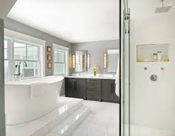 Modern Master Bathroom Images by Modern Master Bathroom In The Mountains Fine Homebuilding