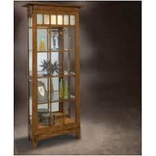58251 philip reinisch company old oak manifestation curio cabinet