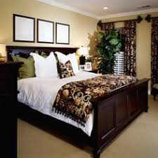 Fine Bedroom Ideas With Dark Wood Furniture Decorating Video And