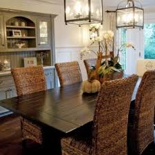 Sofia Vergara Black Dining Room Table by Furniture Pendant Light With Sofia Vergara Dining Room Set And