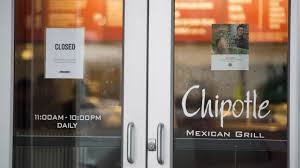 Chipotle Halloween Special 2015 by Here U0027s Why Your Local Chipotle Is Closed For Lunch