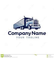 100 Trucking Company Logo Template For Transportation Stock Vector