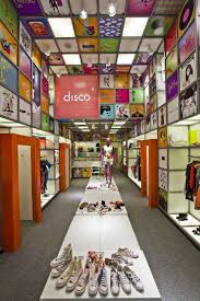Cool Product Display At Innovative Store Concept Interior Design Disco Experience