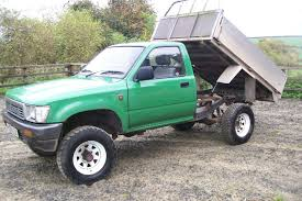 1996 N Reg Toyota Hi Lux 4x4 Pick Up Truck. Single Cab | Trucks ... Dump Truck Collides With Pickup In Union County Wbns10tv Diadon Enterprises This Kenworth Big Rig Is Actually A Toyota And Chiang Mai Thailand October 6 2017 Private Dyna Blog Link Stuckintime Flickr Radio Flyer Print Advert By Fcb Truck Ads Of The World Tunas Toyota Dyna 1945 Chevrolet T1051 Louisville 2016 Dodge Ram New 2019 Volvo Luxury Toyota Elegant Pickup Trucks For Mytoycars Tomica Hino Dump Truck For Sale 12137