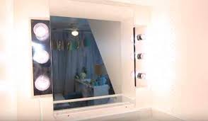 Makeup Vanity Table With Lights And Mirror by Vanity Mirror Lighting Ideas Diy Projects Craft Ideas U0026 How To U0027s