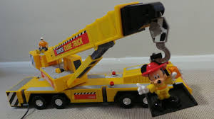 100 Tonka Crane Truck Super Remote Control Toy YouTube