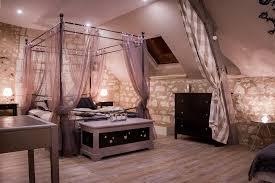 chambre baldaquin chambres d hôtes de charme chambres bournan touraine indre et loire