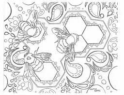 Instant Download Adult Coloring Page Printouts By EssenceofInk