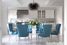 Startling Dining Room Blue Chairs Best Paint Colors Modern Color Schemes For