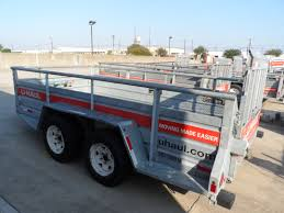 U-Haul: 6x12 Utility Trailer Rental W/Ramp