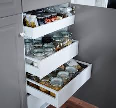 Kitchen Storage Ideas Pinterest by 1000 Ideas About Ikea Kitchen Storage On Pinterest Ikea