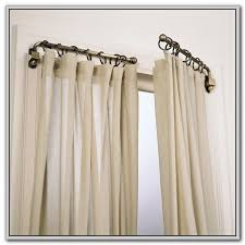 curtain rod extender bed bath and beyond curtains home design
