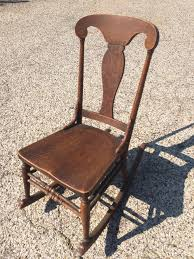 Armless Rocking Chair Circa 1900? Antique Appraisal ... 52 Old Wooden Chair Wood Seating Primate Props Signed Gustav Stickley Arts And Crafts Armless Rocking Interiors Chairs Isaac By Bernhardt At Dunk Bright Fniture Etsy Gt Rocker Gliders Gus Modern Linon Woodstock Teak Lot 15 Armless Wooden Rocking Chair Brightloveco Ofm Model 409vam Big Tall Guest Reception Antique Painted With General Finish