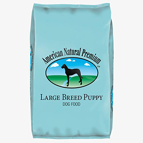 American Natural Premium, Large Breed Puppy Food, 12lbs