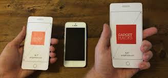 Which iPhone 6 Size Is Best for You Use Our Printable Cutouts to