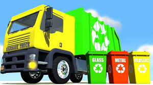 Garbage Truck Learning For Kids | MY VIDEOS | Pinterest | Garbage ...