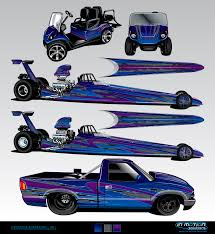 100 Custom Truck Paint Designs Drag Racing Team Scheme Design In Motion SolutionsIn Motion