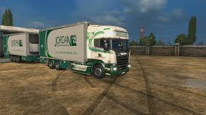 BDF Tandem Truck Jordan International Pack - Modhub.us