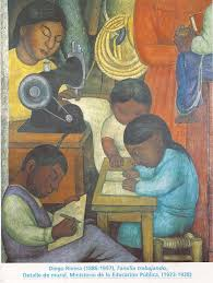 David Alfaro Siqueiros Murales Y Su Significado by Familia Trabajando Diego Rivera Qué Impresión General Se