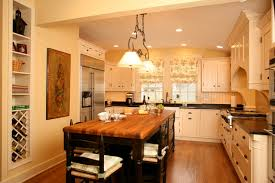 butcher block table tops kitchen traditional with ceiling fan eat