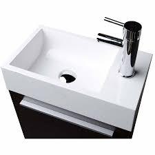 bathroom vanity set 18 grey oak free shipping tn t460 go on