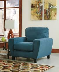 teal living room chair chairs brown sofa furniture excellent and