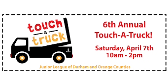 Touch A Truck | The Junior League Of Durham And Orange Counties