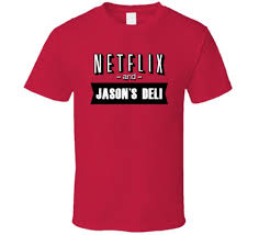 Netflix And Jason's Deli Fast Food Fan T ShirtFunny Free Shipping Unisex  Casual Tshirt Jasons Deli Jasonsdeli Twitter Discount Dancewear Coupons Galeton Gloves Coupon Code Tv Deals Ozbargain Att Uverse U450 Groupon Delhi Massage Jct600 Finance Carrabbas Coupons Promo Codes Hub Archives Ecouponshub Glutenfree Spotlight Celiac Diase Caribou Coffee Fight The Good The In Community Shu Uemura Hair Promo Print Sale Nascobal Coupon Save 75 With Our February