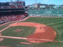 100 Pavilion 18 Fenway Park Section Club 9 Row 4 Seat Boston Red Sox